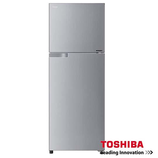 TOSHIBA東芝305L雙門變頻冰箱GR-T320TBZ(FS)