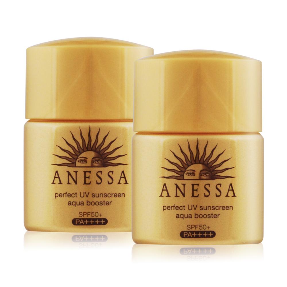 �ล�าร���หารู��า�สำหรั� SHISEIDO Anessa Perfect UV Sunscreen Aqua Booster 12ml