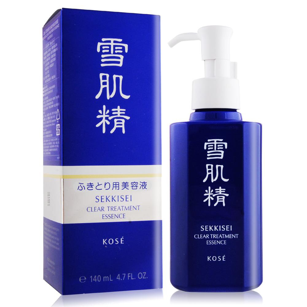 KOSE 高絲 雪肌精原生肌能角質調理露(140ml)-百貨公司貨