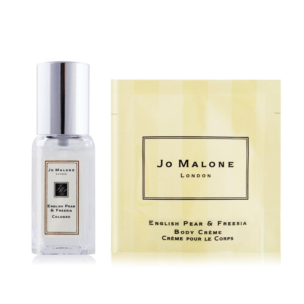 Jo Malone 英國梨與小蒼蘭香水(9ml)+潤膚霜 (7ml)-多款任選