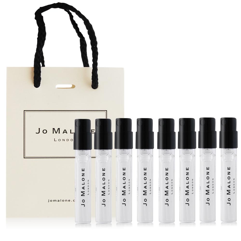 Jo Malone 針管香水八入組(1.5mlX8)-附品牌提袋-多款可選