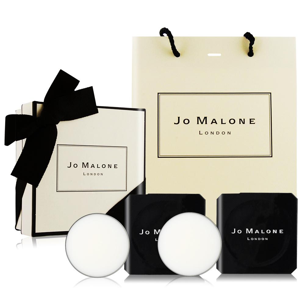 Jo Malone 香膏兩入禮盒組[附禮盒+提袋+緞帶]多款任選-百貨公司貨