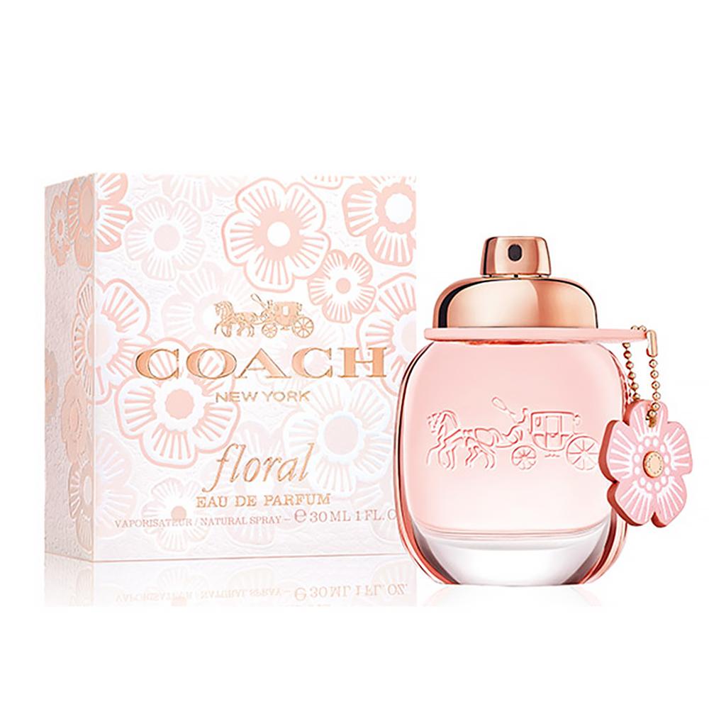 COACH Floral 芙洛麗女性淡香精(30ml) EDP-香水公司貨