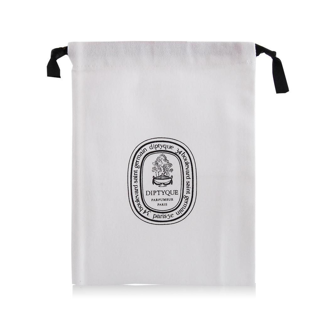 DIPTYQUE 經典圖案束口袋(14.5X19cm)