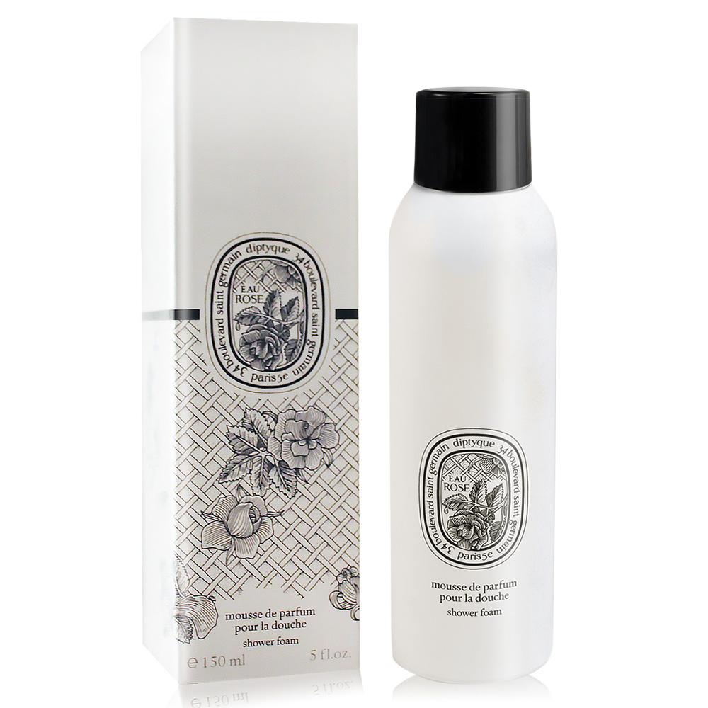 DIPTYQUE 玫瑰之水沐浴慕斯(150ml)-香水公司貨