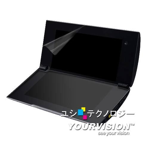 SONY Tablet P 雙螢幕 晶磨抗刮高光澤螢幕貼