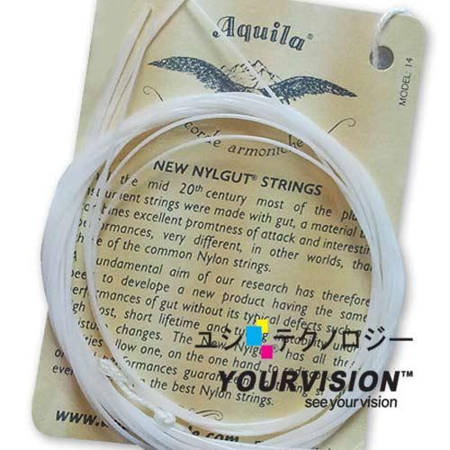 Aquila Ukulele 義大利製烏克麗麗弦(21吋專用)(一套附4條弦)