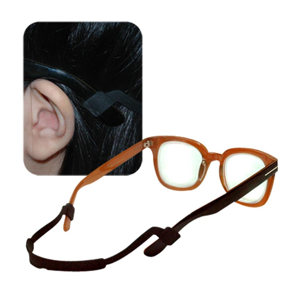 眼鏡專用超彈力防滑帶(贈眼鏡防滑耳鉤)