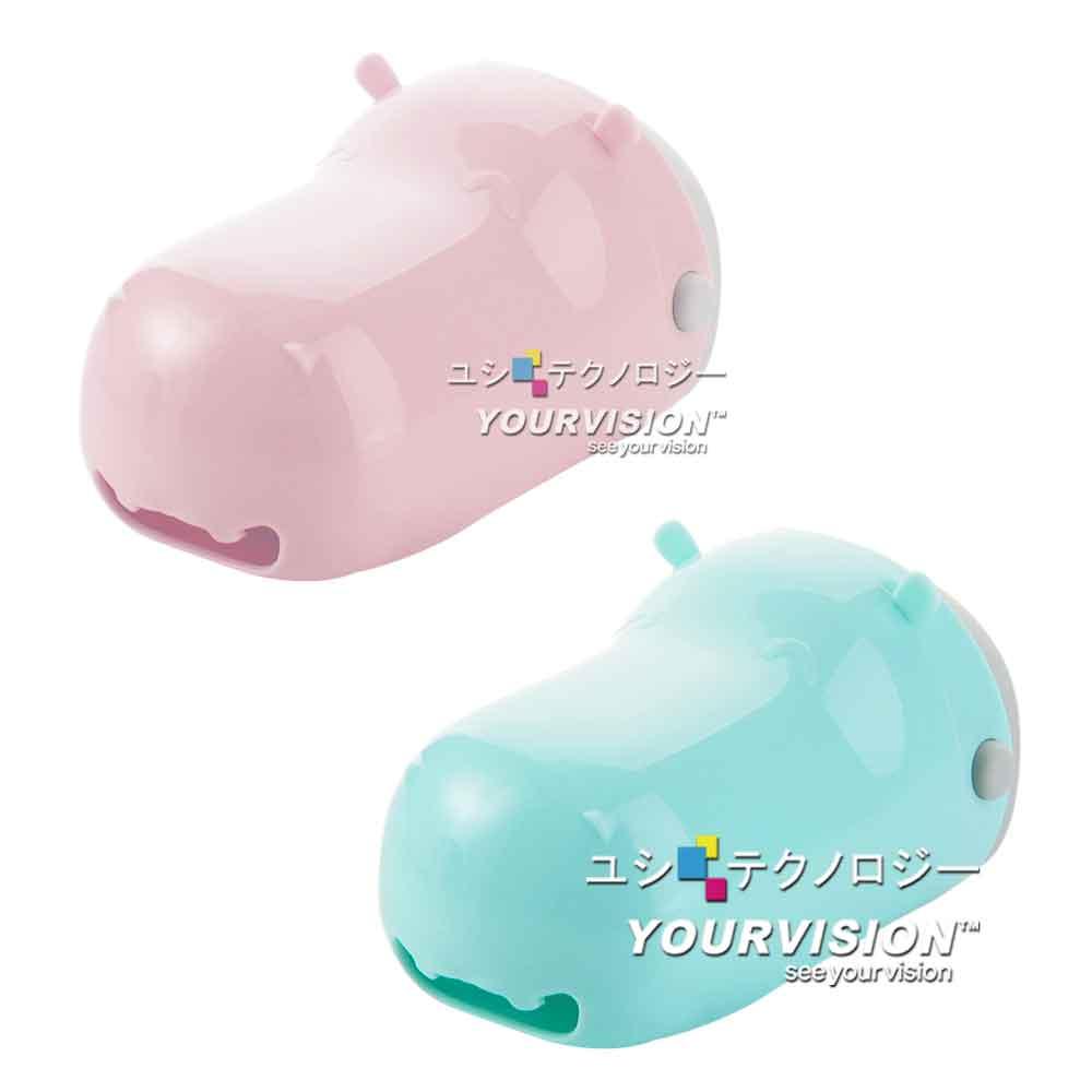 兒童 寶寶 洗手用 立體河馬水龍頭加長接水器 水龍頭延伸器 洗手輔助器
