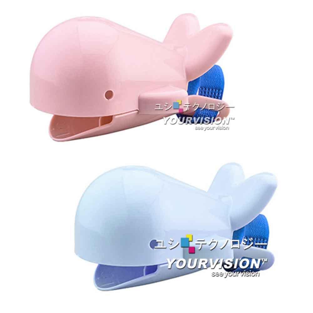兒童 寶寶 洗手用 立體鯨魚水龍頭加長接水器 水龍頭延伸器 洗手輔助器