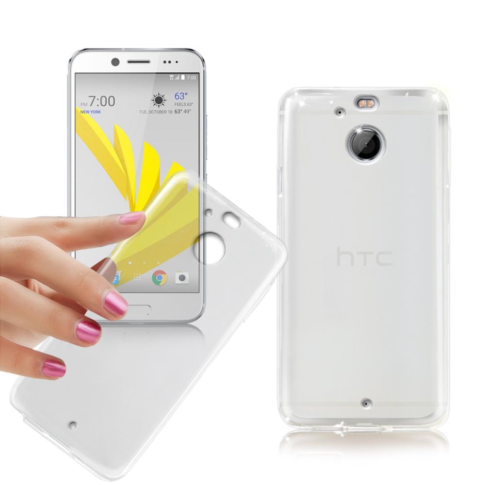 XM HTC 10 evo 薄型清柔隱形保護套