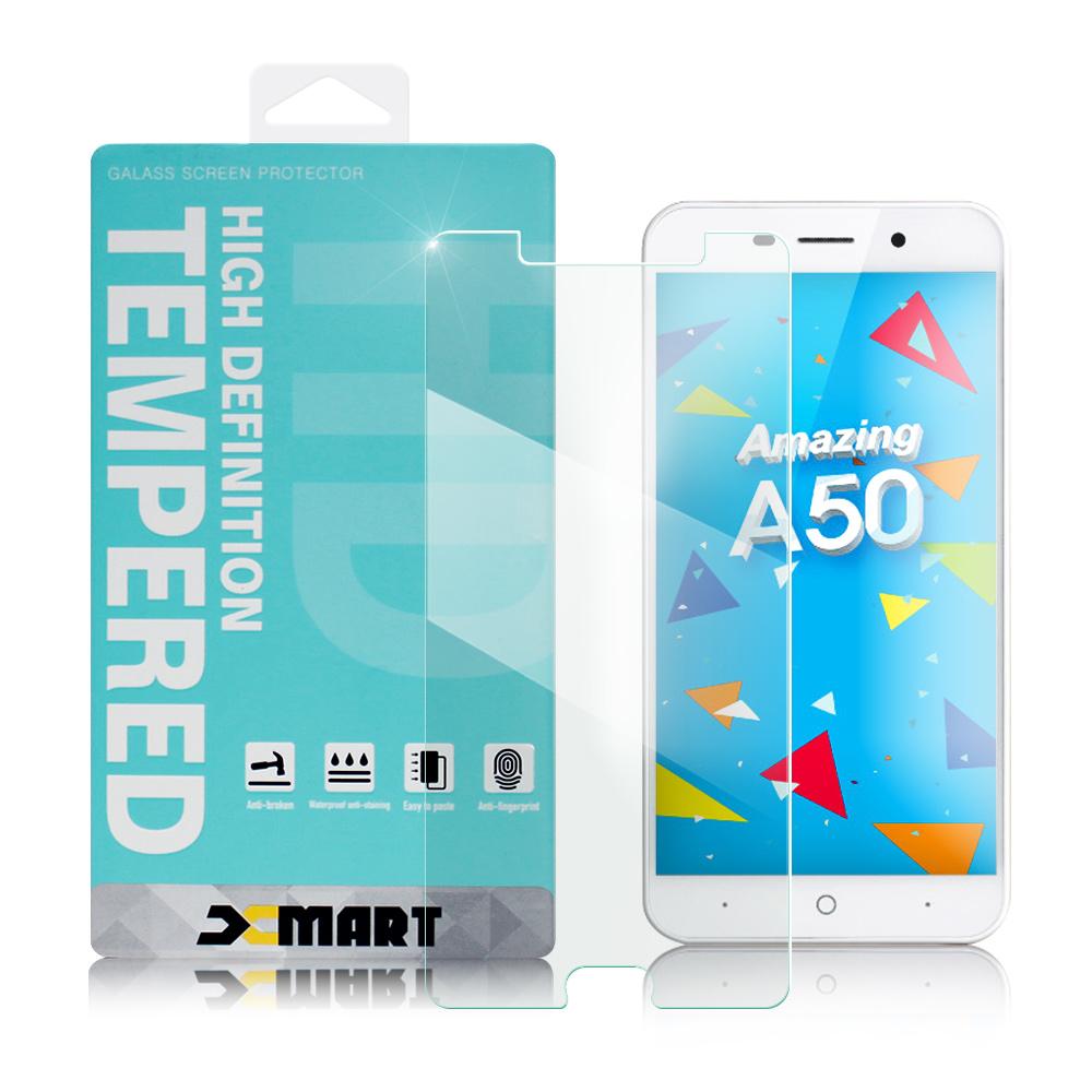 XM TWM Amazing A50 薄型 9H 玻璃保护贴-非满版