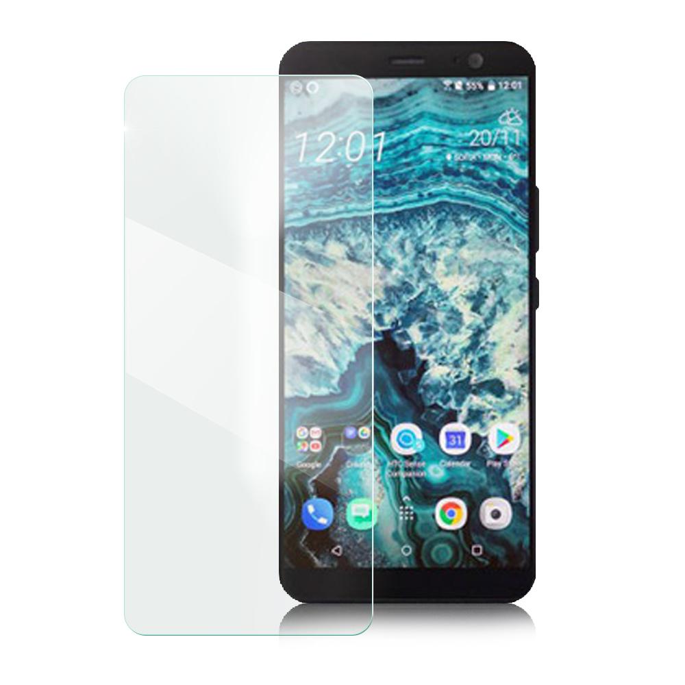 Xmart for HTC U12+ 薄型 9H 玻璃保护贴-非满版