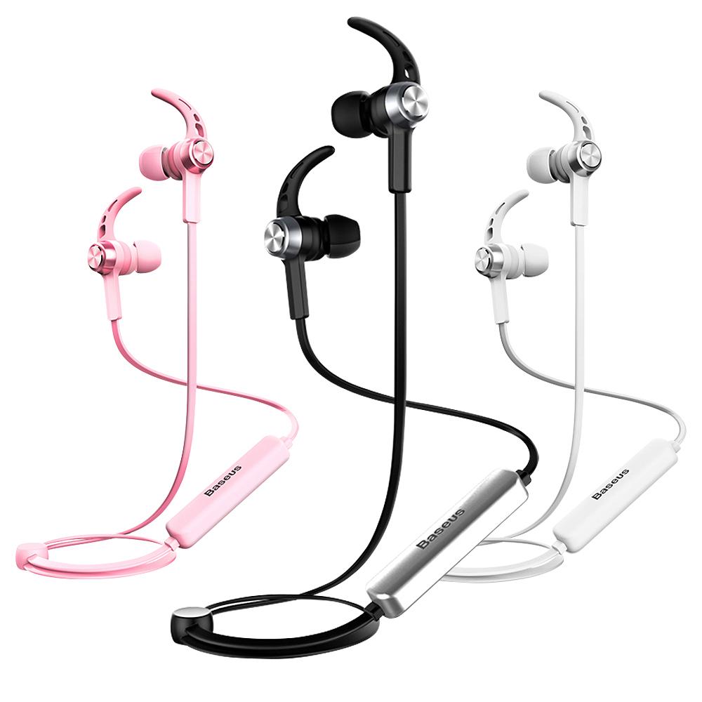 Baseus B11 麗隱無線藍芽運動磁吸耳機