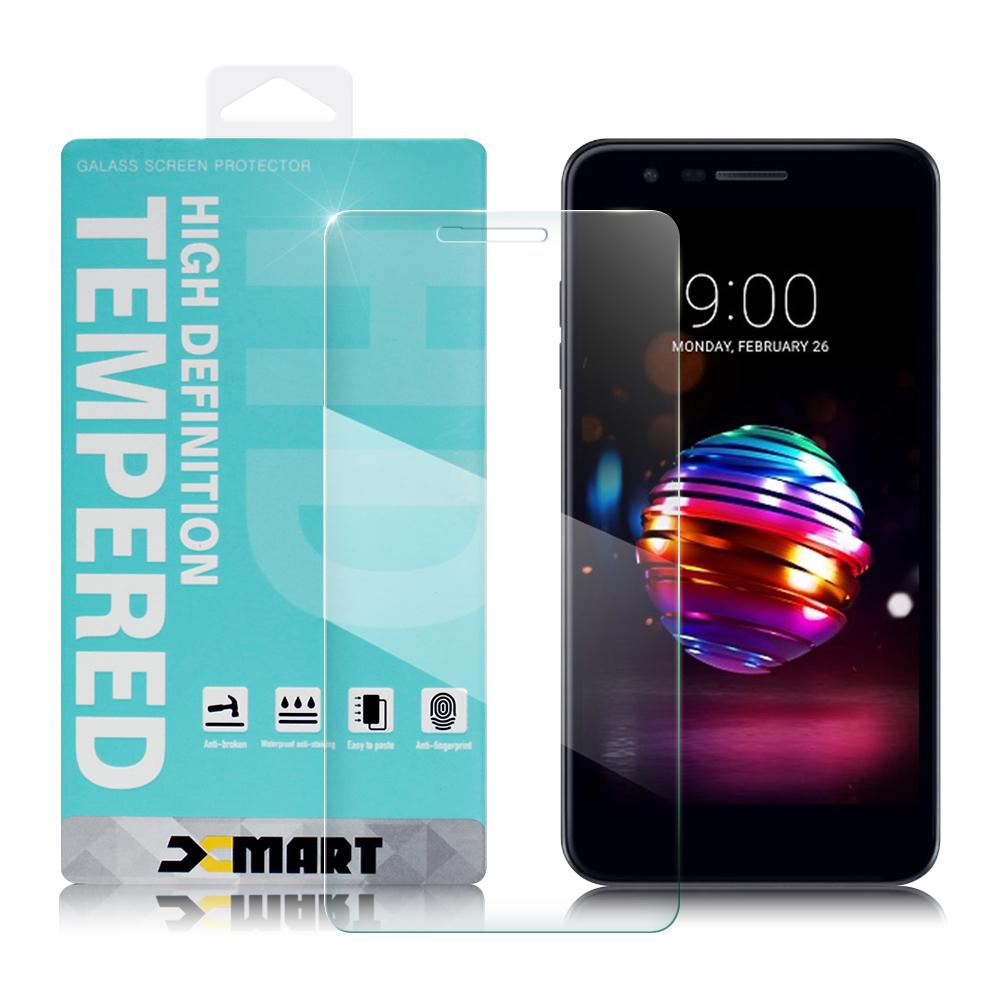 Xmart for LG K11 薄型 9H 玻璃保护贴-非满版
