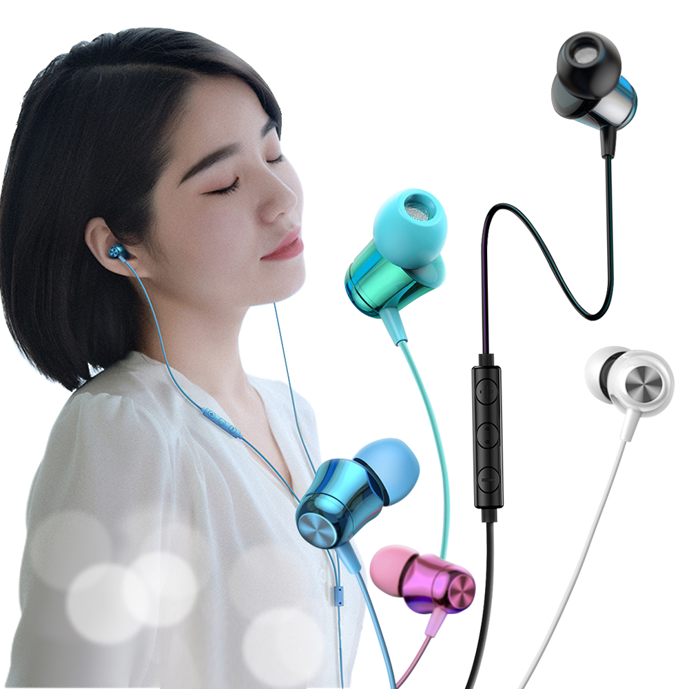 Baseus倍思 H13 Encok 糖果線控耳機