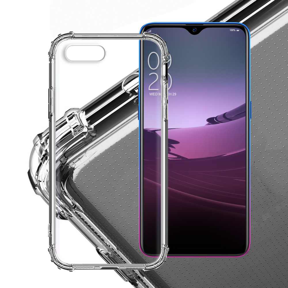 Xmart for OPPO AX7 Pro 軍功抗撞防摔手機殼