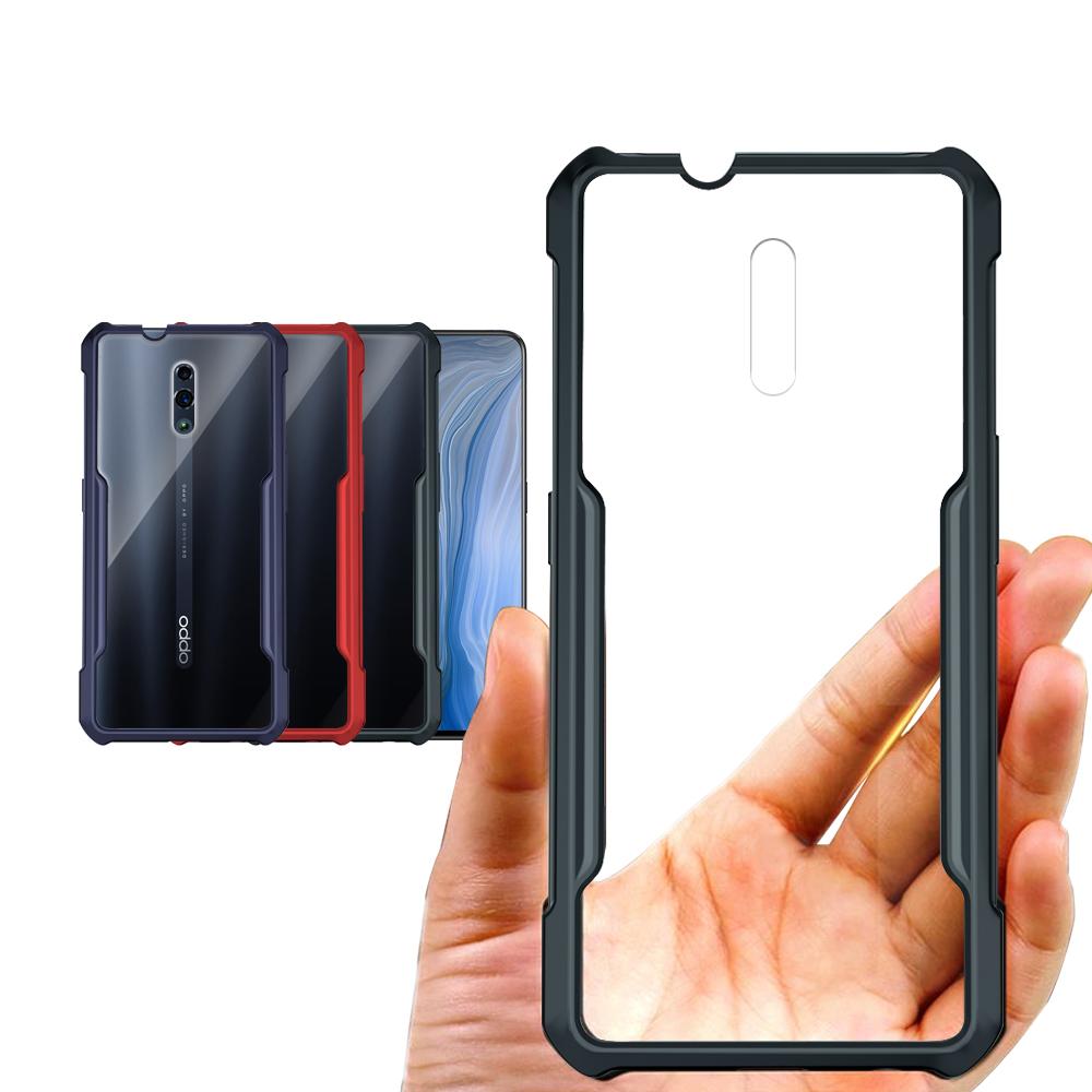 XUNDD for OPPO Reno 生活簡約雙料手機殼