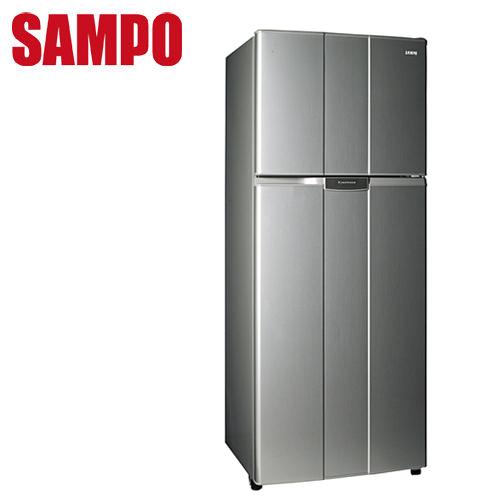 SAMPO聲寶530公升負離子雙門冰箱(SR-L53G(S3))