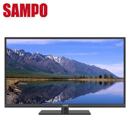 SAMPO聲寶 42吋IPS硬板 Full HD LED液晶顯示器+視訊盒(EM-42MA15D)
