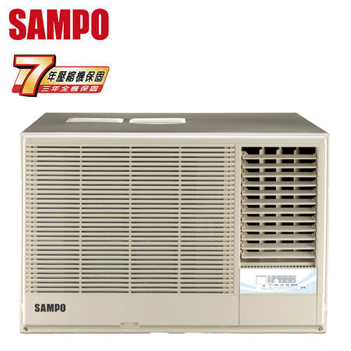 SAMPO聲寶 窗型右吹定頻空調(AW-PA52R)