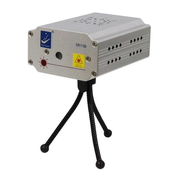 KTV鐳射 激光燈 多圖案舞台燈光 自動頻閃聲控多模式 M015