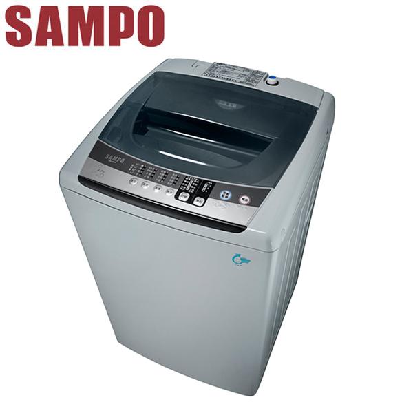 【SAMPO声宝】6.5公斤全自动洗衣机ES-E07F(G)送安装