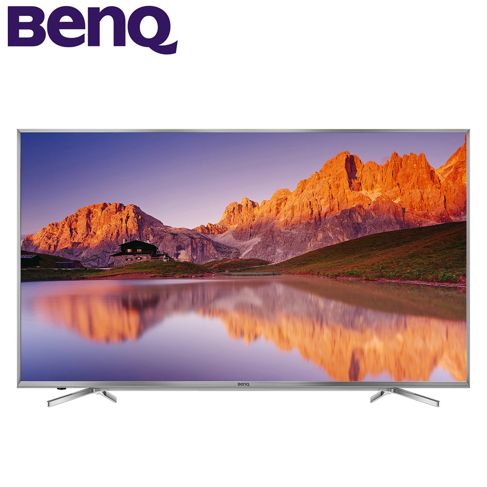 BenQ 55吋4K低蓝光模式LED液晶显示器+视讯盒(55SY700)不含安装+送英国Gear4蓝芽音响+原厂回函送好礼