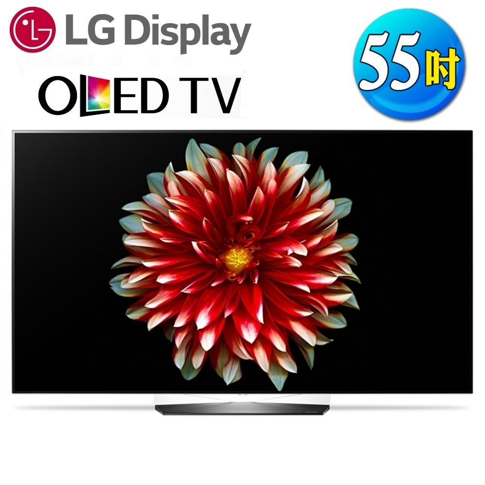 LG乐金 55型 OLED智慧连网电视(55EG9A7T)送基本安装