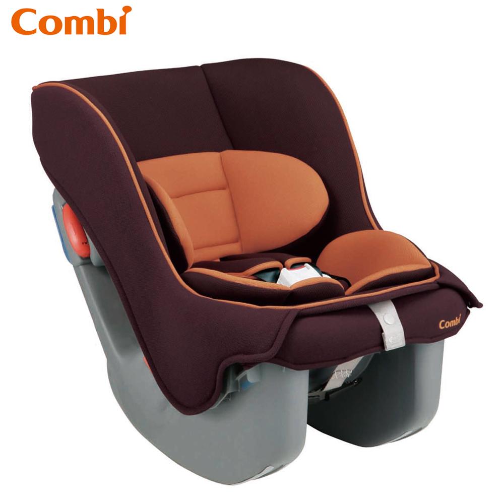【Combi】Coccoro II S輕穩安全汽座(可可褐)