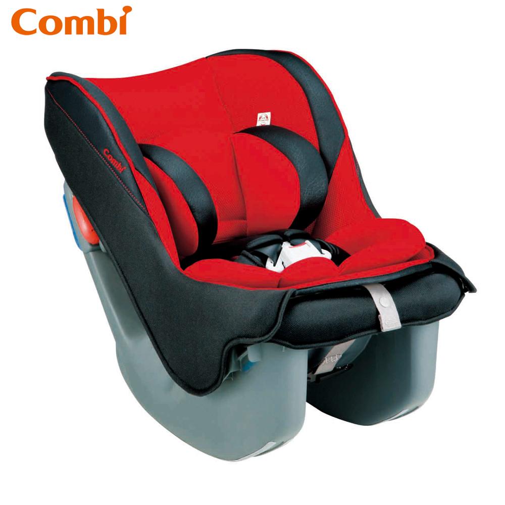 【Combi】Coccoro II EG輕穩安全汽座(薔薇紅)