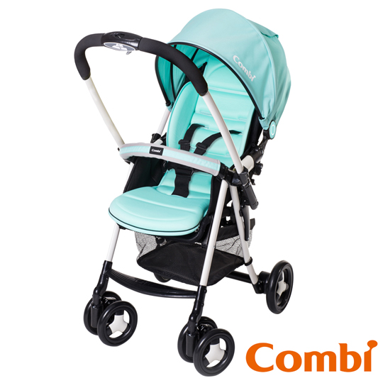 Combi 城市輕休旅雙向嬰幼兒手推車