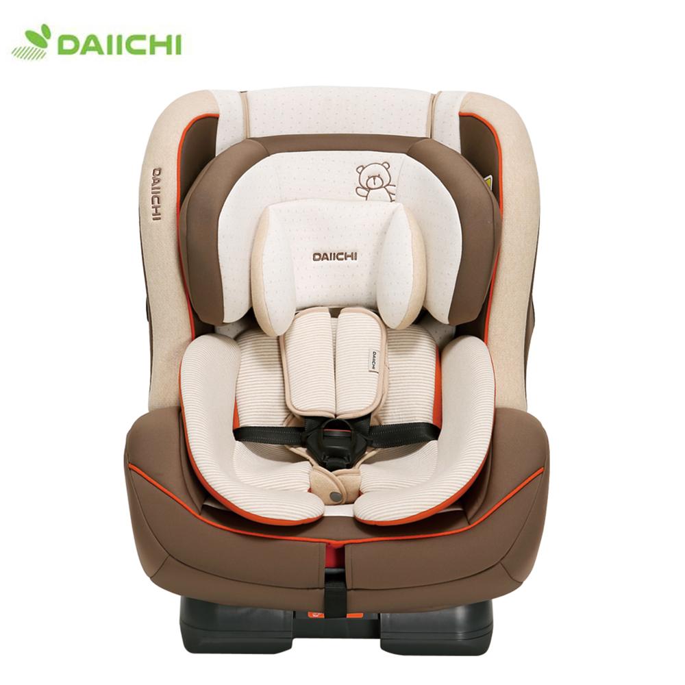 韩国DAIICHI 大七 FIRST 7 Carseat奢华版0-7岁安全座椅(有机米)