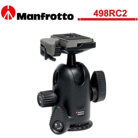 Manfrotto 498RC2 迷你球形雲台