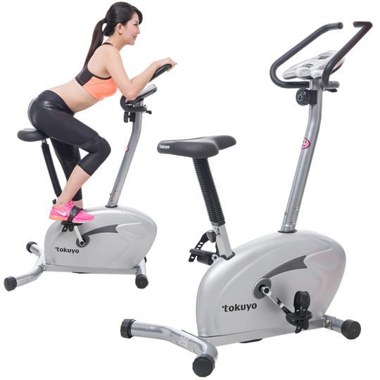 送按摩椅造型8G隨身碟(鑑賞期後寄)tokuyo 八段磁控立式健身車 TB-320BM