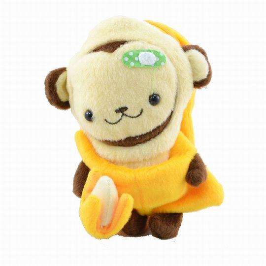 【iSFun】OK绷猴*郊游零钱包/吊饰