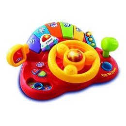 【Vtech】歡樂學習方向盤