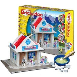 【荷蘭Brickadoo】益智建築玩具-超市