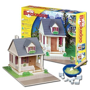 【荷蘭Brickadoo】益智建築玩具-別墅