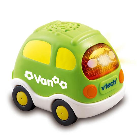 【Vtech】嘟嘟車系列-廂型車