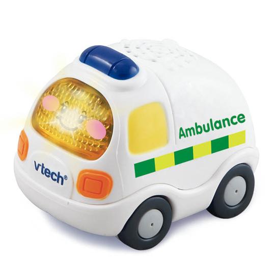 【Vtech】嘟嘟車系列-救護車