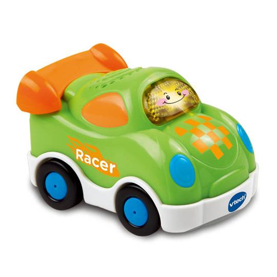 【Vtech】嘟嘟車系列-綠跑車