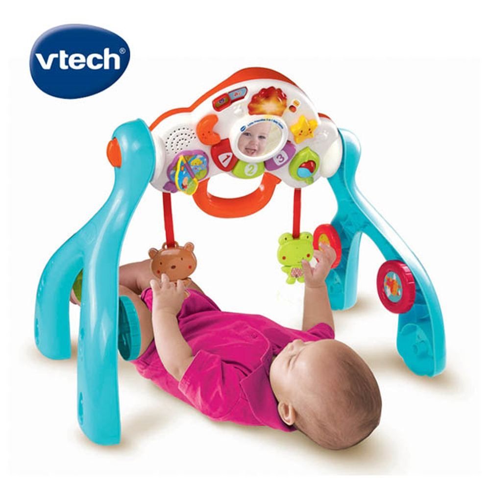 【Vtech】3合1聲光遊戲組