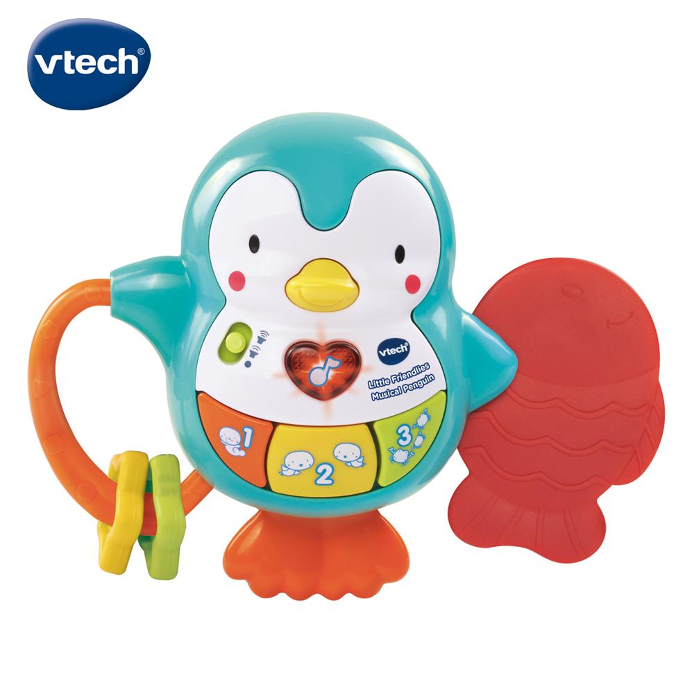 【Vtech】音樂小企鵝