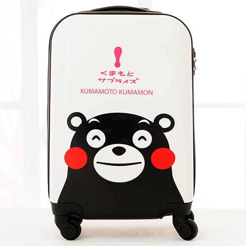 kumamon熊本熊 20吋abs行李箱/登机箱