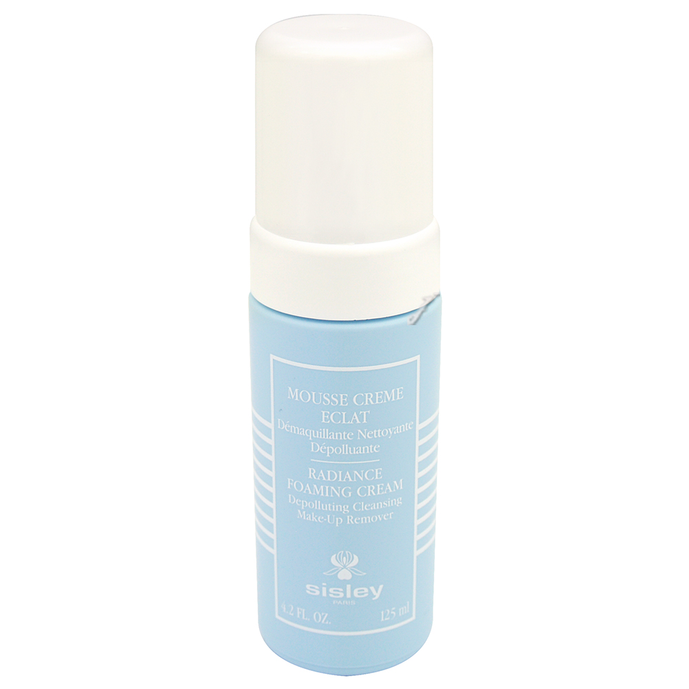 【專櫃正品】Sisley 極淨亮妍卸妝洗顏泡泡霜(125ml)