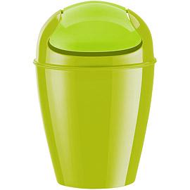 ~KOZIOL~Del搖擺蓋垃圾桶 綠XS