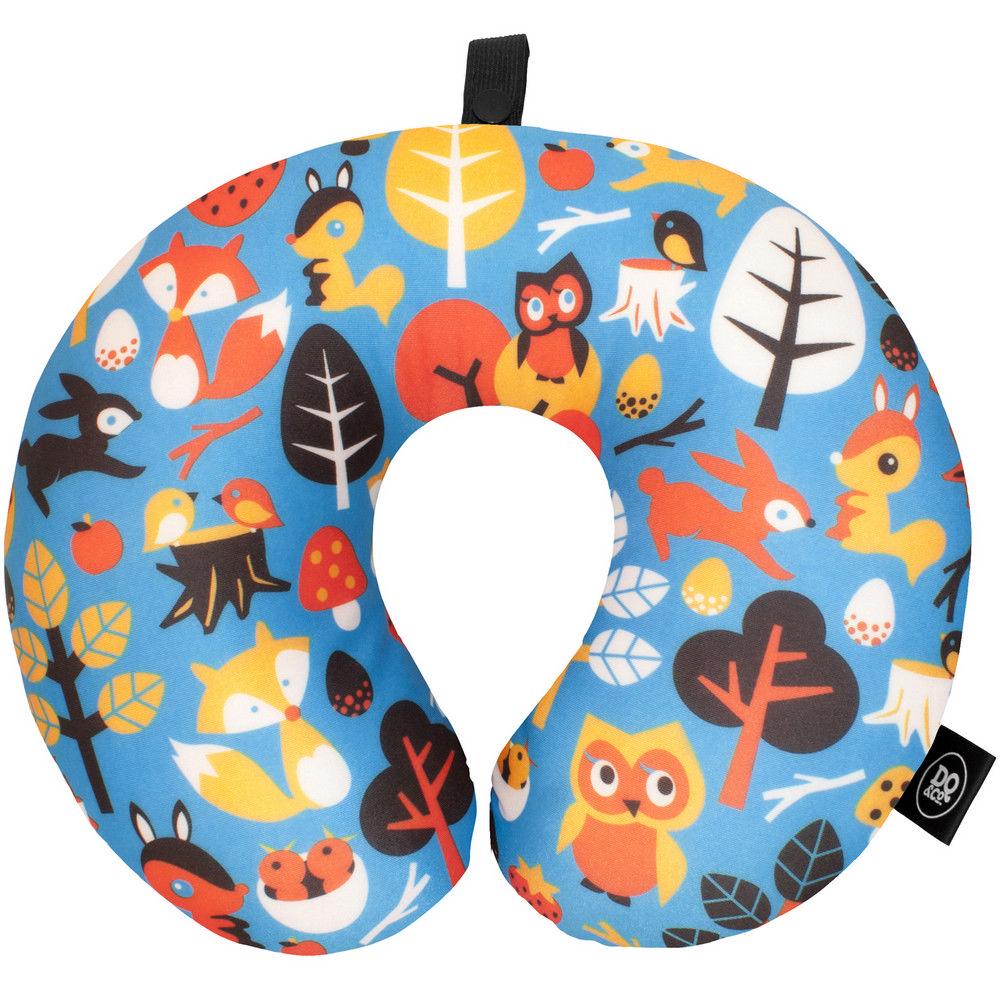 《dq》缓冲颗粒护颈枕(动物森林)