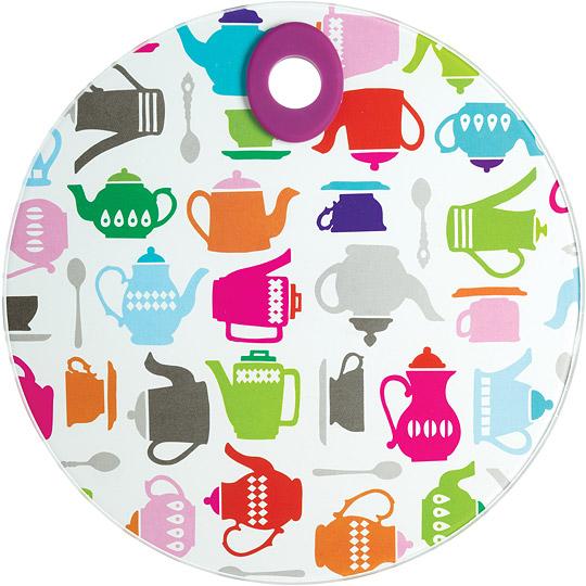 《KitchenCraft》圆砧板隔热垫(下午茶)