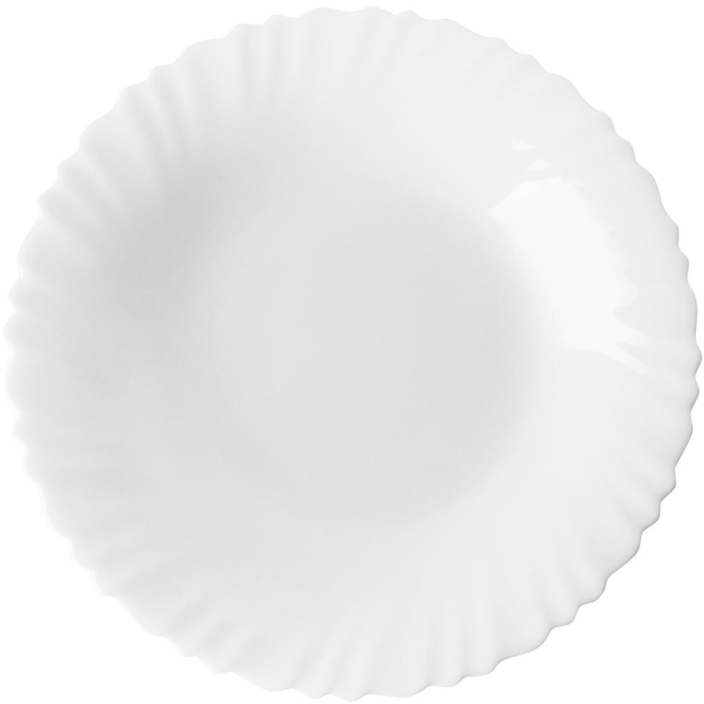 ~EXCELSA~Wave白瓷濃湯碗 23cm
